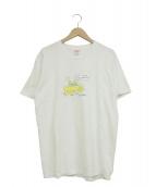 Supreme×Daniel Johnston(シュプリーム×ダニエルジョンストン)の古着「プリントTシャツ」|ホワイト