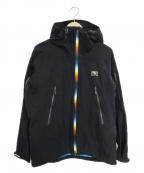 PHENIX(フェニックス)の古着「フーデッドジャケット」|ブラック