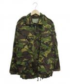 BRITISH ARMY(ブリティッシュアーミー)の古着「[古着]コンバットスモックフィールドジャケット」|カーキ