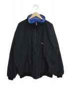 Patagonia(パタゴニア)の古着「シェルドシンチラナイロンジャケット」|ブラック