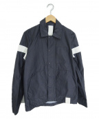 REPLAY(リプレイ)の古着「ナイロンドビーライトジャケット」|ブルー