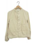 SCYE(サイ)の古着「コーデュロイジャケット」 ホワイト