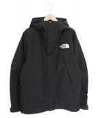()の古着「マウンテンジャケット」 ブラック