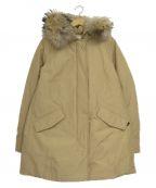 WOOLRICH(ウールリッチ)の古着「アークティックパーカジャケット」|ベージュ