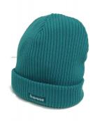 SUPREME(シュプリーム)の古着「ニット帽」|ブルー