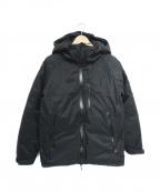 NANGA()の古着「オーロラダウンジャケット」|ブラック