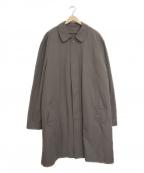 LONDON FOG(ロンドンフォグ)の古着「[古着]ライナー付ステンカラーコート」 グレー