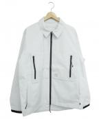 Liberaiders(リベライダーズ)の古着「レイヤージャケット」 ホワイト