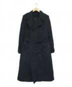 AMERICAN RAG CIE(アメリカンラグシー)の古着「ライナー付トレンチコート」|ブラック
