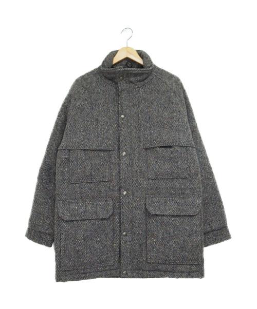 WOOLRICH(ウールリッチ)WOOLRICH (ウールリッチ) [古着]ウールハンティングジャケット グレー サイズ:S 60年代中期~70年代の古着・服飾アイテム
