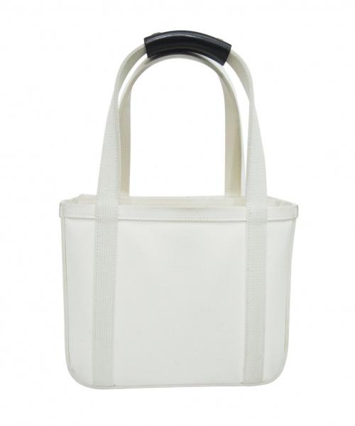 CHACOLI(チャコリ)CHACOLI (チャコリ) キャンバストートバッグ ホワイト サイズ:下記参照の古着・服飾アイテム