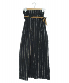 AMERI(アメリ)の古着「レイヤードスカート」|ブラック