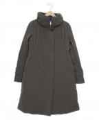 SANYO(サンヨー)の古着「ダウンコート」|グレー