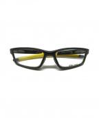 OAKLEY(オークリー)の古着「伊達眼鏡」|ブラック×イエロー