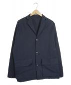 ()の古着「セットアップジャケット」|ネイビー