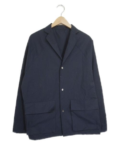 otii(オティ)otii (オティ) セットアップジャケット ネイビー サイズ:下記参照の古着・服飾アイテム