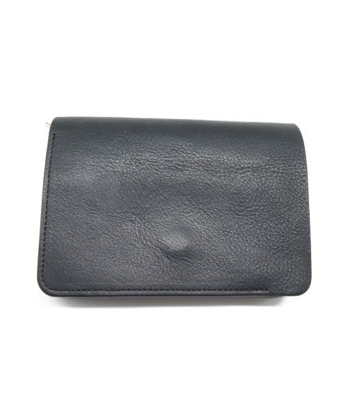 forme(フォルメ)forme (フォルメ) 2つ折り財布 ブラック サイズ:下記参照の古着・服飾アイテム