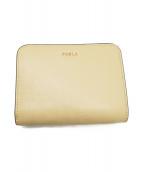 ()の古着「2つ折り財布」|イエロー