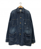 LEE(リー)の古着「カバーオール」|インディゴ