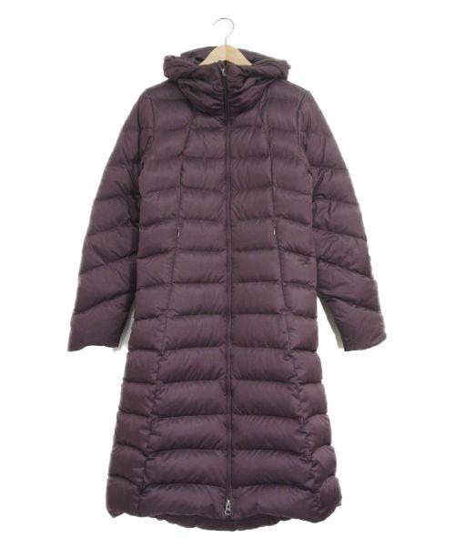 Patagonia(パタゴニア)Patagonia (パタゴニア) ダウンコート パープル サイズ:S Ws DOWNTOWN LOFT PARKAの古着・服飾アイテム