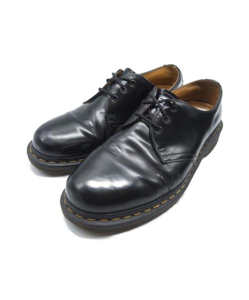 Dr.Martens(ドクターマーチン)Dr.Martens (ト゛クターマーチン) 3ホールシューズ ブラック サイズ:8 1461の古着・服飾アイテム