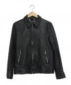 WACKO MARIA(ワコマリア)の古着「ライダースジャケット」|ブラック