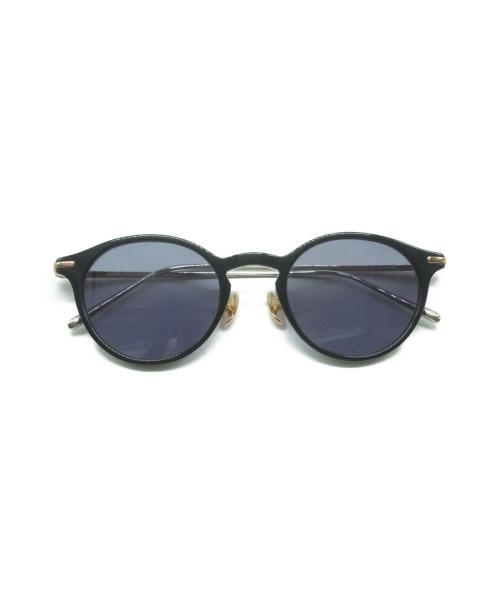 A.D.S.R.(エーディーエスアール)A.D.S.R. (エスディーエスアール) サングラス ブラック サイズ:下記参照 SHELLEYの古着・服飾アイテム