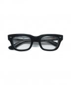 EFFECTOR(エフェクター)の古着「眼鏡」 ブラック