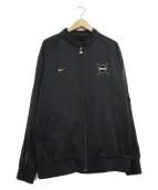 F.C.R.B.(エフシーアールビー)の古着「トラックジャケット」|ブラック