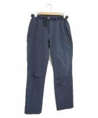 MILLET(ミレー)の古着「トレッキングパンツ」 ブルー