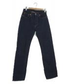 LEVIS VINTAGE CLOTHING(リーバイスヴィンテージクロージング)の古着「リジットデニム」|インディゴ