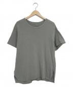 COLINA(コリーナ)の古着「半袖カットソー」|グレー