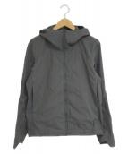 ()の古着「イソゴンフーデットジャケット」 グレー