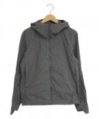ARCTERYX VEILANCE(アークテリクス ヴェイランス)の古着「イソゴンフーデットジャケット」|グレー