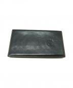 IL BISONTE(イルビゾンテ)の古着「長財布」|ブラック