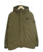 ()の古着「カシウストリクライメイトジャケット」 オリーブ