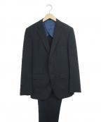 LANVIN en Bleu(ランバンオンブルー)の古着「セットアップスーツ」 ネイビー