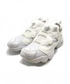 REEBOK()の古着「スニーカー」 ホワイト