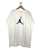 JORDAN(ジョーダン)の古着「プリントTシャツ」|ホワイト