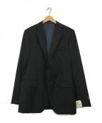 Belvest(ベルベスト)の古着「2Bテーラードジャケット」|ブラック