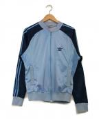 adidas ATP(アディダスエーティーピー)の古着「[古着]トラックジャケット」|ブルー