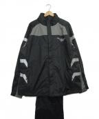 HARLEY-DAVIDSON(ハーレーダビットソン)の古着「フルスピードリフレクティブレインスーツ」|ブラック