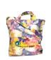 COMME des GARCONS SHIRT × FUTURA(コムデギャルソンシャツ×フューチュラ)の古着「PVCショルダーバッグ」 マルチカラー