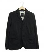 pas de calais(パドカレ)の古着「カバーオール」|ブラック