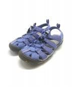()の古着「サンダル」|ブルー