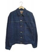 ()の古着「デニムジャケット」 インディゴ