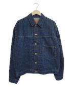 LEVI'S()の古着「デニムジャケット」|インディゴ