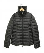 Emilio Pucci(エミリオプッチ)の古着「ダウンジャケット」 ブラック