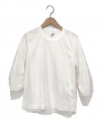noir kei ninomiya()の古着「チェールカットソー」|ホワイト