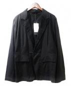 ANN DEMEULEMEESTER(アンドゥムルメステール)の古着「セットアップスーツ」|ブラック